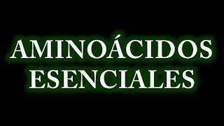Mnemotecnia Aminoácidos Esenciales