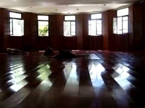 exercicio pé e mãos dança contemporânea