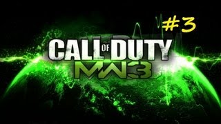 Call Of Duty: Modern Warfare 3 - Act I - Mission 3: Persona Non Grata