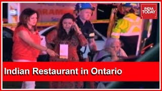Blast At Indian Eatery In Ontario, 15 Injured 3 Are Said To Be Critical