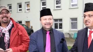 Mubarak Siddiqi Sahib In swiss Alps 2
