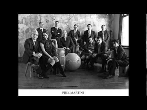 PINK MARTINI - MIXING 2013 ALBUM