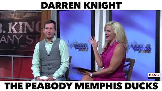 DARREN KNIGHT THE PEABODY MEMPHIS DUCKS! LOL FUNNY COMEDY LAUGH COMEDIAN