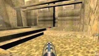 Quake Team Fortress (QWTF) - FOLD vs. aXe II, pt. 1