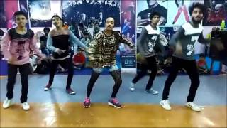 Main Tera Boyfriend Dance Choreography | RAABTA | Arijit Singh | By D4 Dance Academy