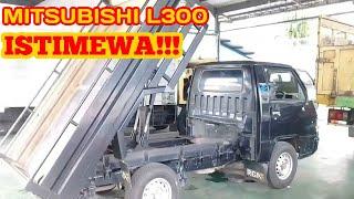 Review Mitsubishi L300 Istimewa    Mekanik Mitsubishi