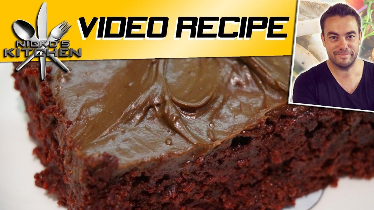 Nicko S Kitchen Chocolate Cake