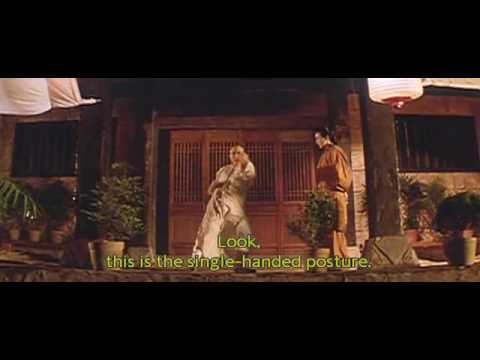 Download Jet Li - Wong Fei Hung teaching to Aunt 13 some kung fu techniques.