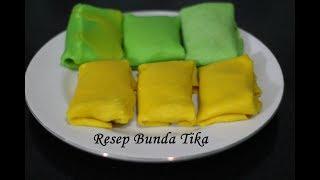Resep Pancake Durian Super Enak dan Praktis Ala Bunda Tika