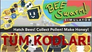 BEE SWARM SIMULATOR 40 BİLET-ROYAL JELLY-10BİN BAL KODLARI   Roblox Bee Swarm Simulator