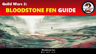 Guild Wars 2: New Bloodstone Fen Map Events & Rewards Guide