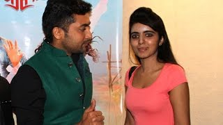 SURYA Interview Anjaan Premier in Malaysia