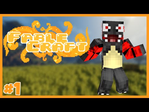 Fablecraft - Flying! (FableCraft SMP) #1