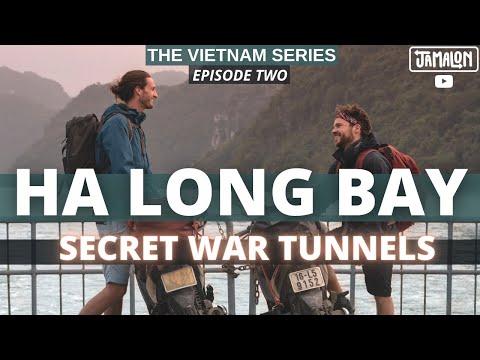 Are there SECRET WAR TUNNELS on this VIETNAMESE ISLAND? 🇻🇳Vietnam Adventure Vlog 2020 Episode 3/4