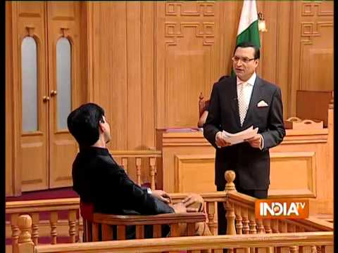 Aap Ki Adalat: Kumar Vishwas Speaks on His...