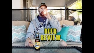 Sam Adams Fresh as Helles Lager - Beer Review - Grass Volleyball - Las Vegas - Bloopers
