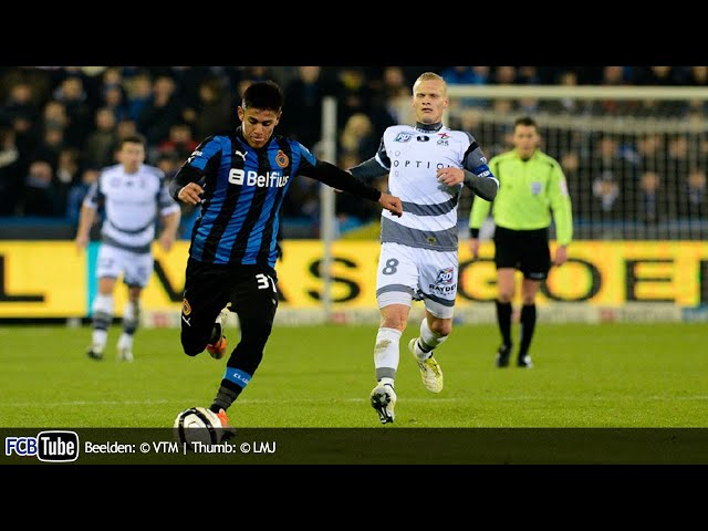 2012-2013 - Jupiler Pro League - 26. Club Brugge - OH Leuven 3-1