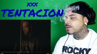 xxxTENTACION - Look At Me REACTION
