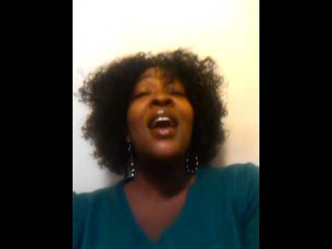 Titanium snippet (D. Guetta) cover by Dee Lavender