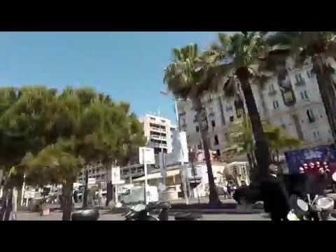 Cannes Film Festival 2015, Walk the Promenade de la Croisette