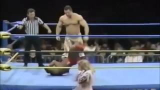 Top 15 moves of Rick Rude
