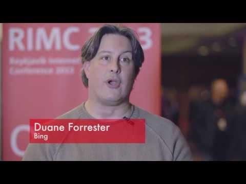 Reykjavik Internet Marketing Conference 2013 - #RIMC13