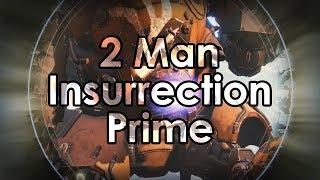 Destiny 2: 2 Man Insurrection Prime Challenge - Scourge of the Past Raid
