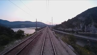 Train cab ride Bulgaria: Karnobat - Varna(Train cab ride Bulgaria: Karnobat - Varna (Driver's view) Train #3637 - July 2015 -------------------- Play Rail Nation - https://goo.gl/hSrjss -------------------- Play War ..., 2016-01-28T17:24:42.000Z)