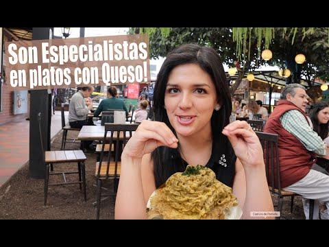 Los mejores platos con queso de Quito