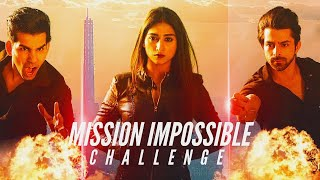 MISSION IMPOSSIBLE Challenge | Rimorav Vlogs