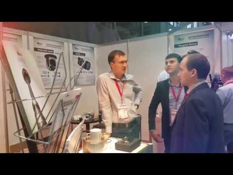 видео: ПЕРГАМ на выставке all-over-ip 2015