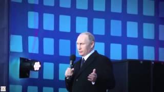 Путин ШИКАРНОЕ ВЫСТУПЛЕНИЕ В В Путин заткнул рты оппозиции в Госдуме
