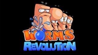 Worms Revolution - Worms a un nuevo nivel de dinamismo ( Gameplay HD Español )