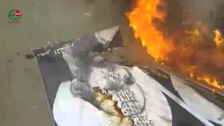 بالفيديو: أردنيون يحرقون صور النمر وروحاني وعلم إيران.. وطهران تحتج