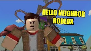 Hello, Brother! | Alpha 1 - Hello Neighbor Roblox