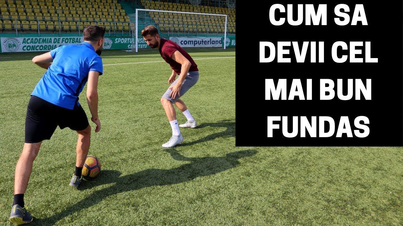 CUM SA DEVII CEL MAI BUN FUNDAS   IMPROVED FOOTBALL   TOP 5 SFATURI PENTRU FUNDASI LA FOTBAL