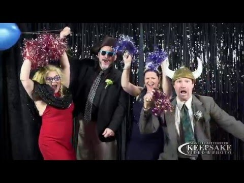 Slow Motion Video Booth at Motor City Casino New Years Eve 2016 VIP Party