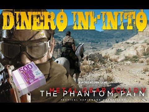 [Metal Gear Solid V: The Phantom Pain] [Guía/Truco] DINERO INFINITO!! [1.000.000PMB x 20min]