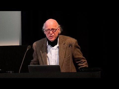 Royal College of Art Visual Cultures Lecture Series: Richard Sennett