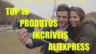 TOP 10 PRODUTOS INCRÍVEIS ALIEXPRESS. TOP 10 INCREDIBLE GADGETS