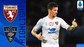 Torino 1-2 Lecce | Mancosu Strike Gives Lecce First Win | Serie A