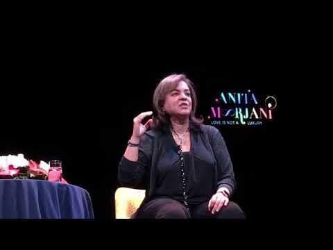 (視頻) Anita Moorjani 艾妮塔‧穆札尼 - 誰是我的心靈老師 / (Video) Who Is My Guru