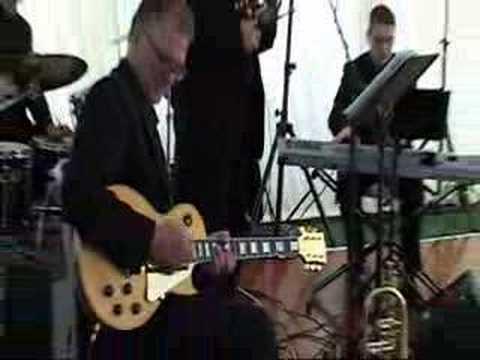 Gwyn Evans and Dr Jazz