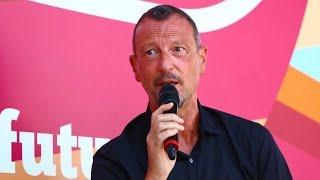 Sanremo 2021, amadeus: «non posso ...