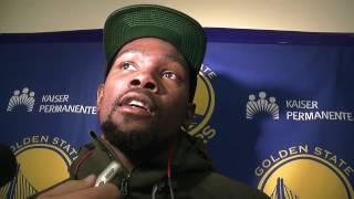 Kevin Durant says Portland