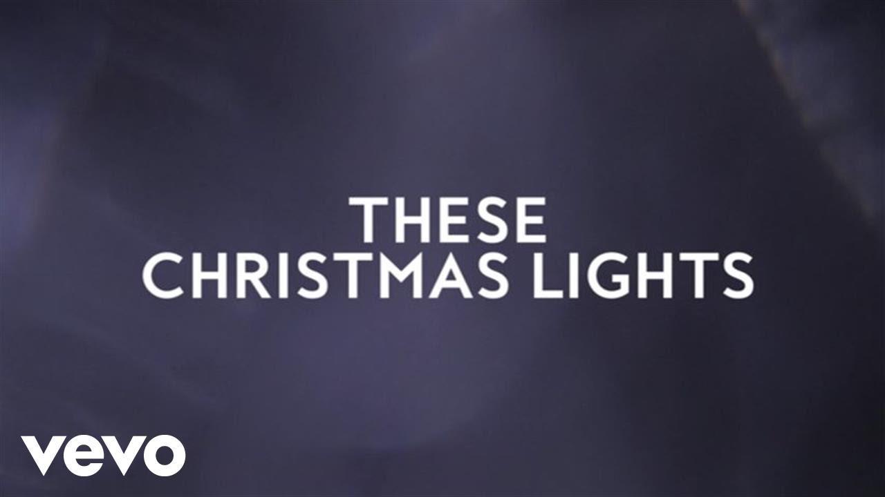 christmas lights coldplay chords # 36