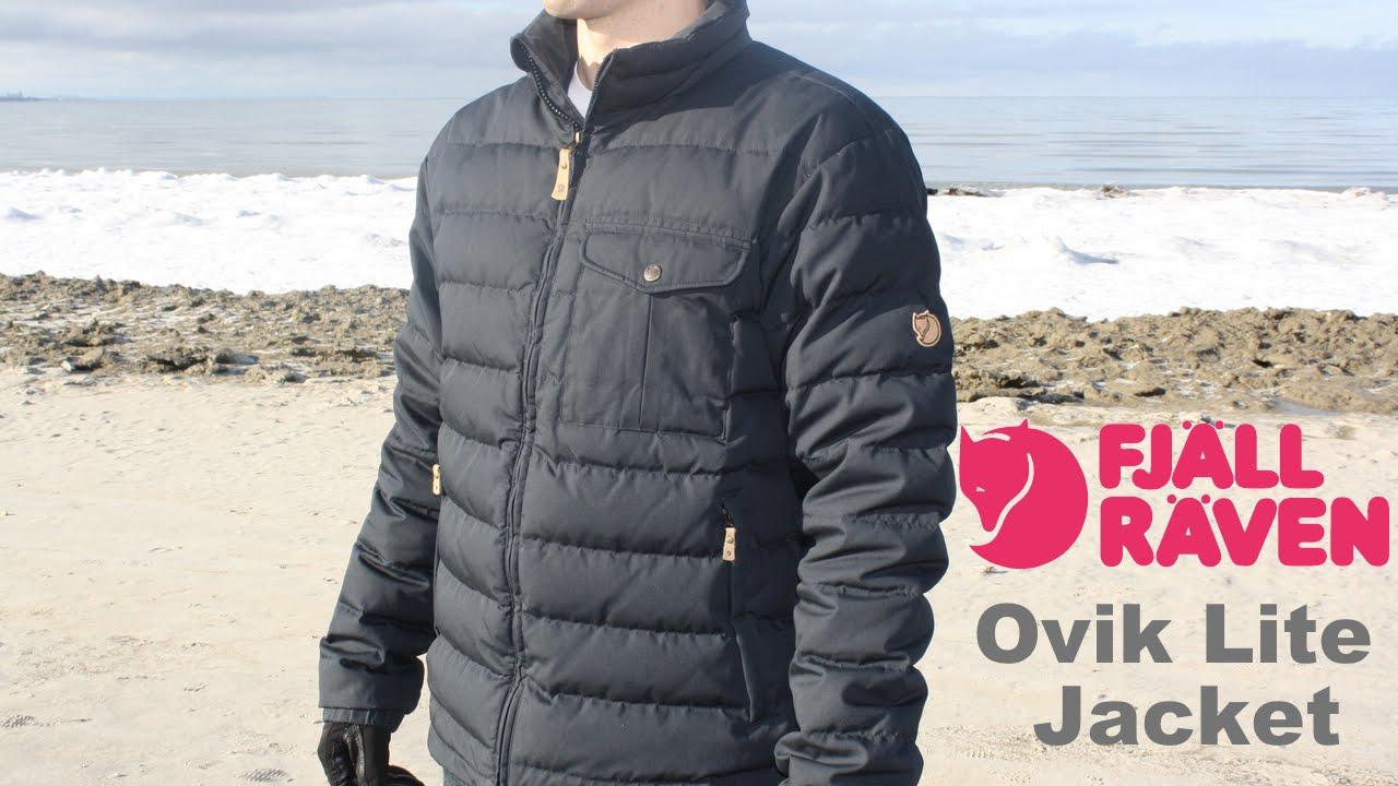 62399ecf3 Fjallraven Ovik Lite Jacket - Tested + Reviewed