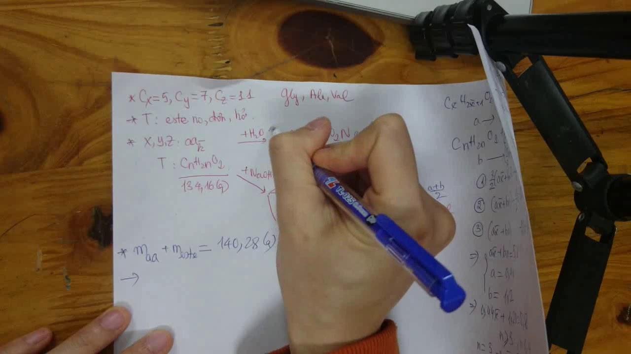 Cùng giải bài tập Hóa học vận dụng cao: Bài số 7