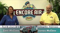 Receiving Air Conditioning Service Largo Florida