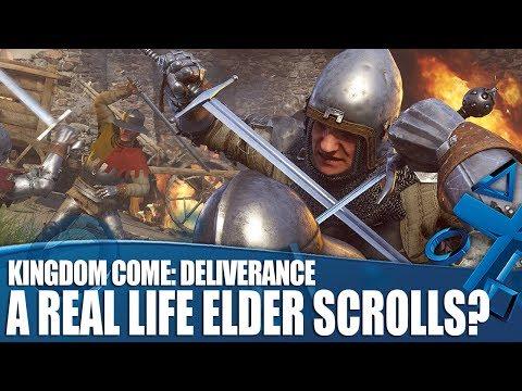Kingdom Come: Deliverance - The RPG That's Like Real Life Elder Scrolls
